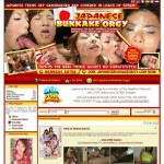 Japanese Bukkake Orgy premium passwords