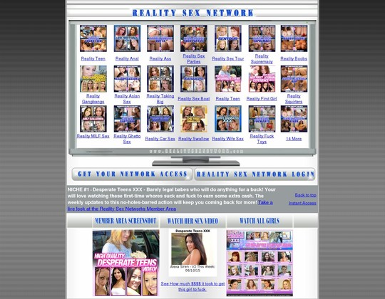 reality sex network realitysexnetwork.com