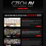 Czech AV com passwords