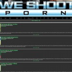 We Shoot Porn passwords 2015 July