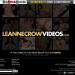 Leannecrowvideos.com passwords 2015 August