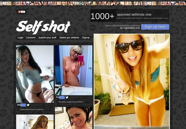 self shot self-shot.com