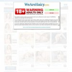 Wearehairy premium passwords