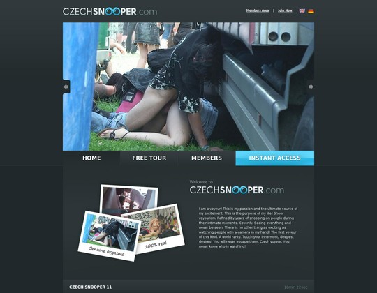 czechsnooper.com czechsnooper.com