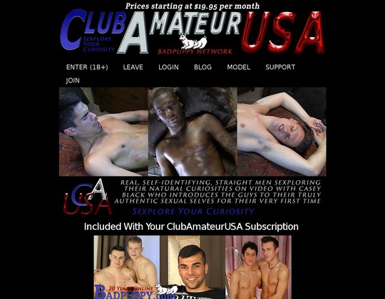 clubamateurusa.com