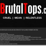 New premium brutal tops