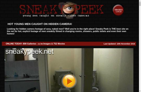sneakypeek.net