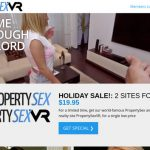 Property Sex Vr premium 2016 December