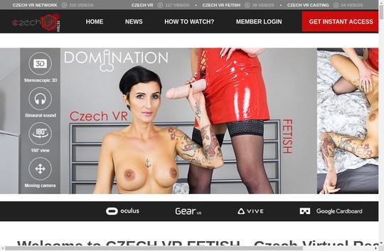 czechvrfetish.com - Czech Vr Fetish