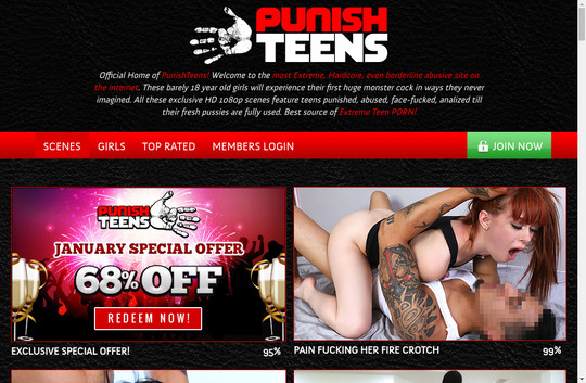 punishteens.com - Punishteens