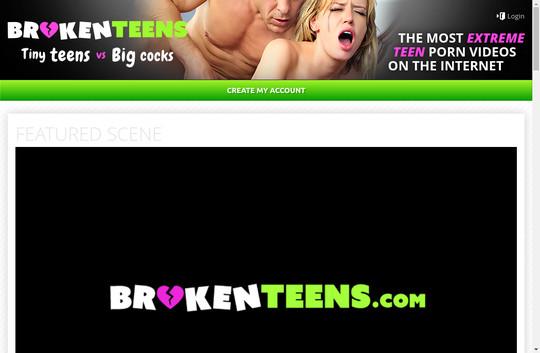 brokenteens.com - Broken Teens