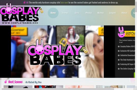 New premium cosplay babes