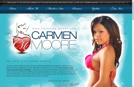 Carmen Moore passwords