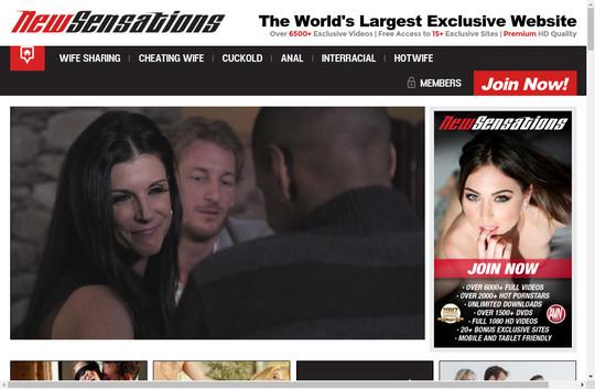 newsensations.com - New Sensations