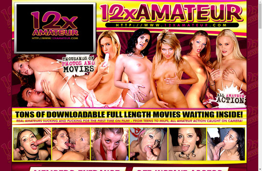 12xAmateur.com - 12x Amateur