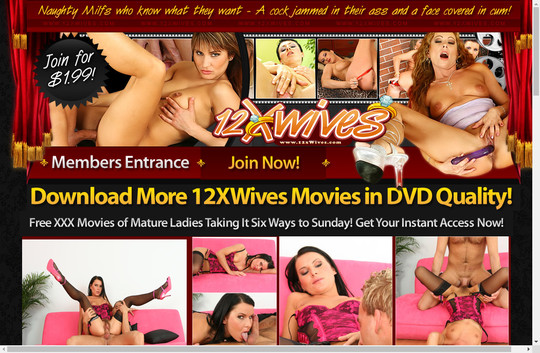 12xWives.com passwords 2017 May