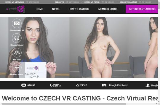 Czechvrcasting.com passwords