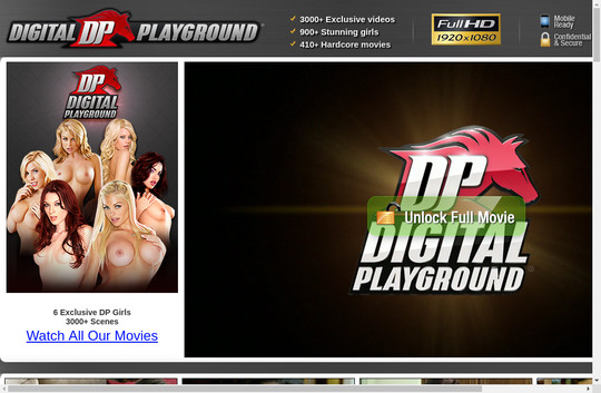 Digitalplayground.com passwords