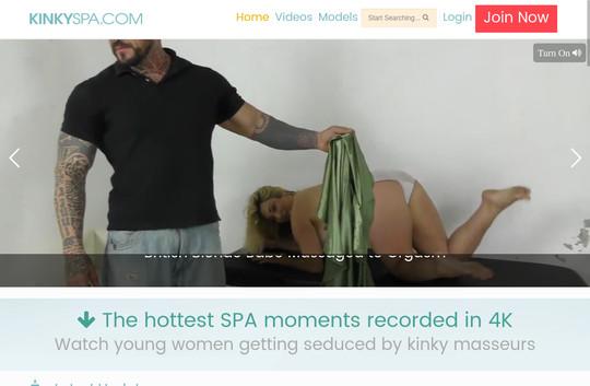 kinkyspa.com - Kinkyspa
