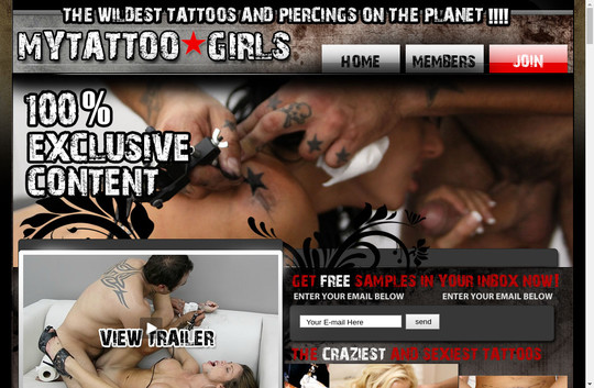 Mytattoogirls passwords