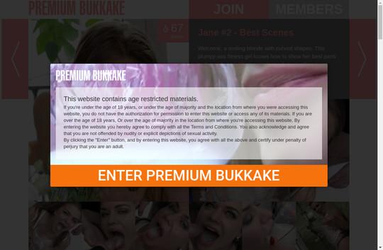 Fresh premium premiumbukkake