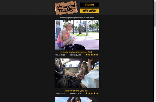 m.strandedteens.com - m.strandedteens.com