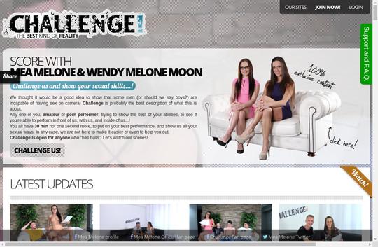 Melone Challenge full premium 2017 June