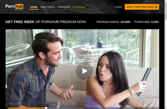 Pornhub Premium Black passwords 2017 June