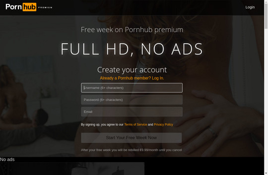 Pornhubpremium.com passwords