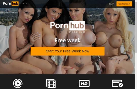 Pornhubpremium premium members