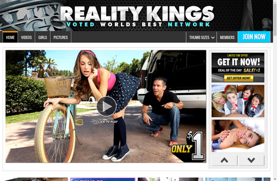 Realitykings full premium 2017 June