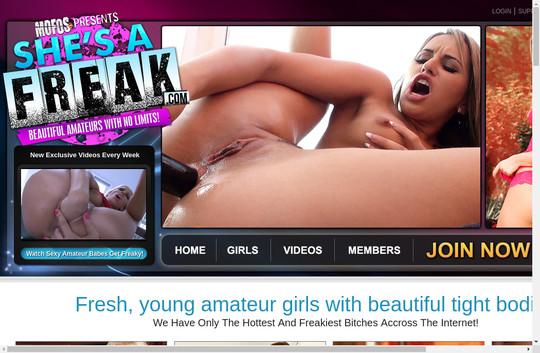 shesafreak.com - Shesafreak