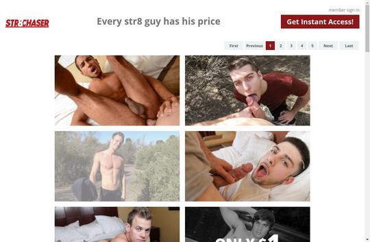 Dump premium str8chaser.com