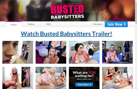 bustedbabysitters.com - Bustedbabysitters