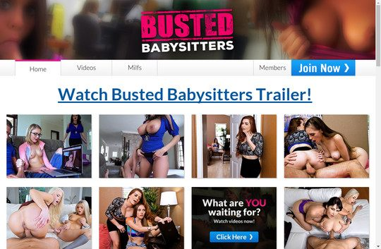 Bustedbabysitters.com passwords 2017 July