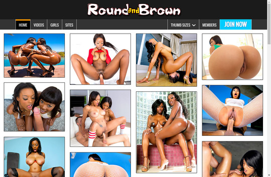 roundandbrown.com - Roundandbrown