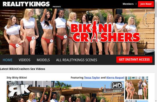 bikinicrashers.com - Bikinicrashers