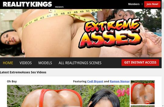 extremeasses.com - extremeasses.com