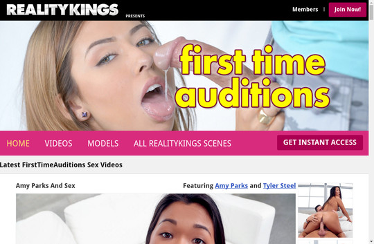 firsttimeauditions.com - firsttimeauditions.com