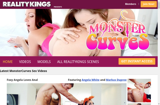 monstercurves.com - Monster Curves