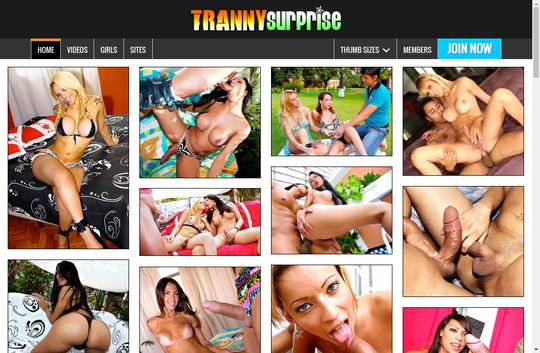 Tranny Surprise premium accounts