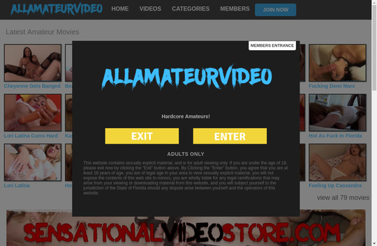allamateurvideo.com - All Amateur Video