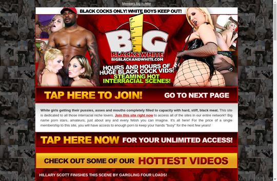 bigblackandwhite.com - Big Blackand White