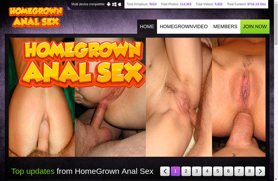 Anal.homegrownvideo.com premium 2018 May
