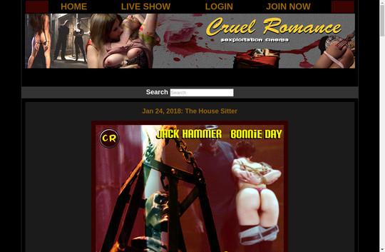 cruelromance.com - Cruel Romance