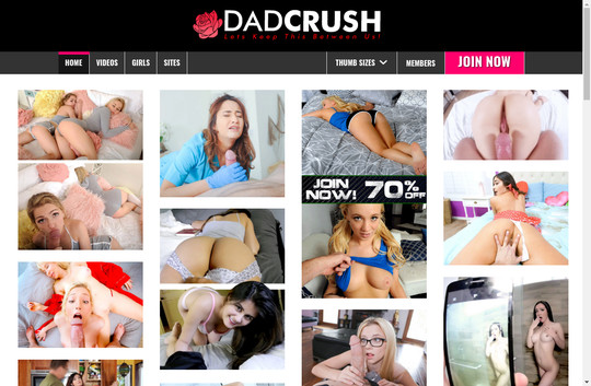 Dadcrush passwords