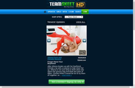 m.teamskeet.com - m.teamskeet.com