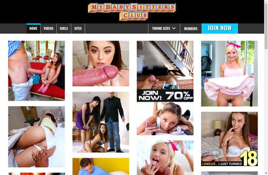 mybabysittersclub.com - My Baby Sitters Club