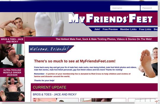 myfriendsfeet.com - My Friends Feet