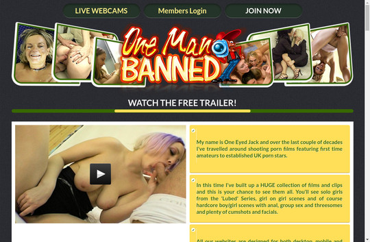 onemanbanned.tv - Onemanbanned